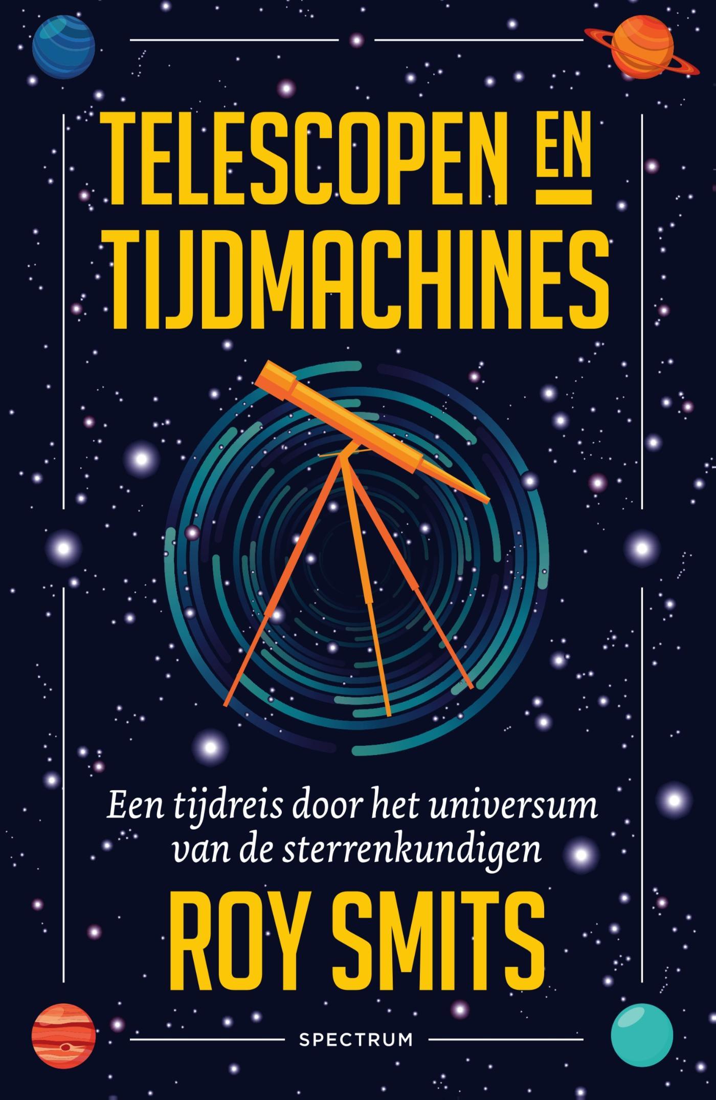 Cover Telescopen en tijdmachines