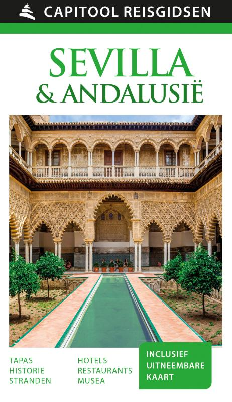 Cover Capitool Sevilla & Andalusië