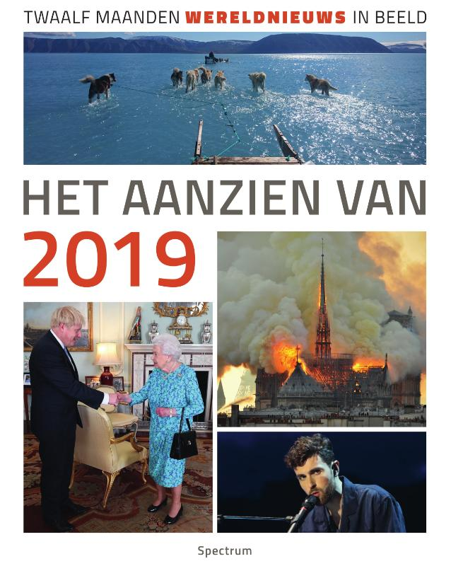 Cover Het aanzien van 2019