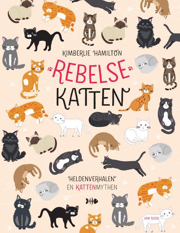 Cover Rebelse katten