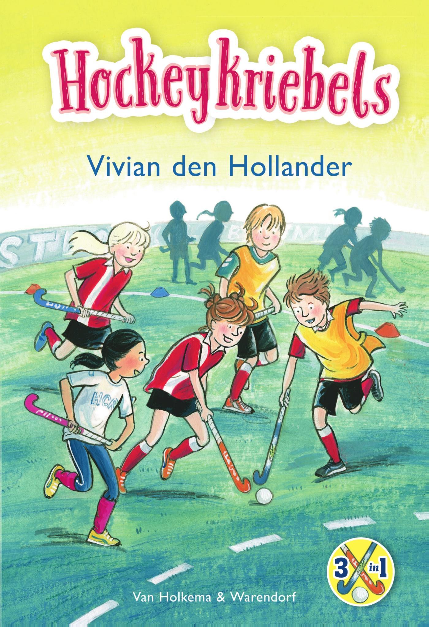Cover Hockeykriebels