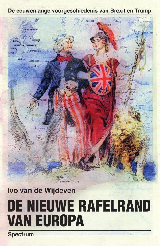 Cover De nieuwe rafelrand van Europa