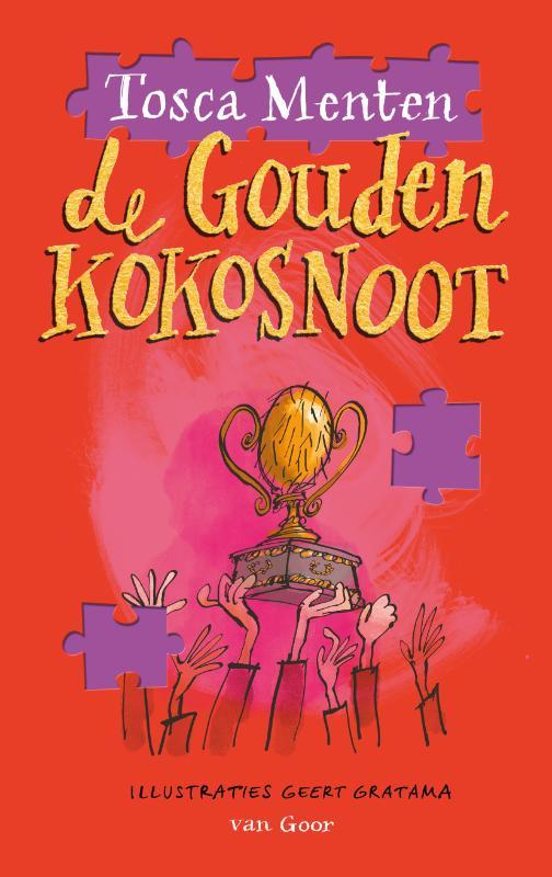 Cover De gouden Kokosnoot