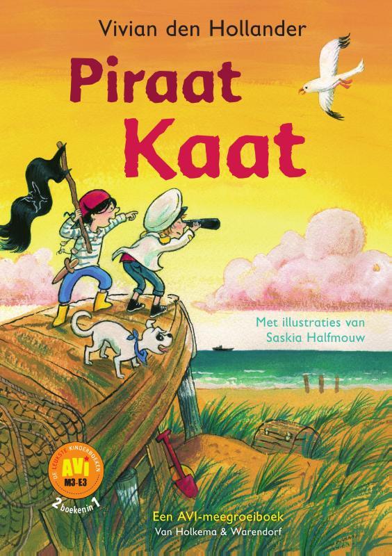 Cover Piraat Kaat