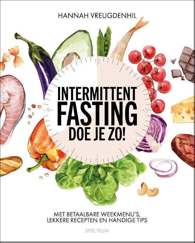 Cover Intermittent fasting - doe je zo