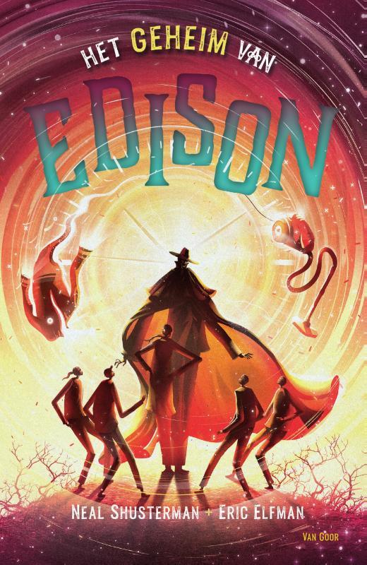 Cover Het geheim van Edison