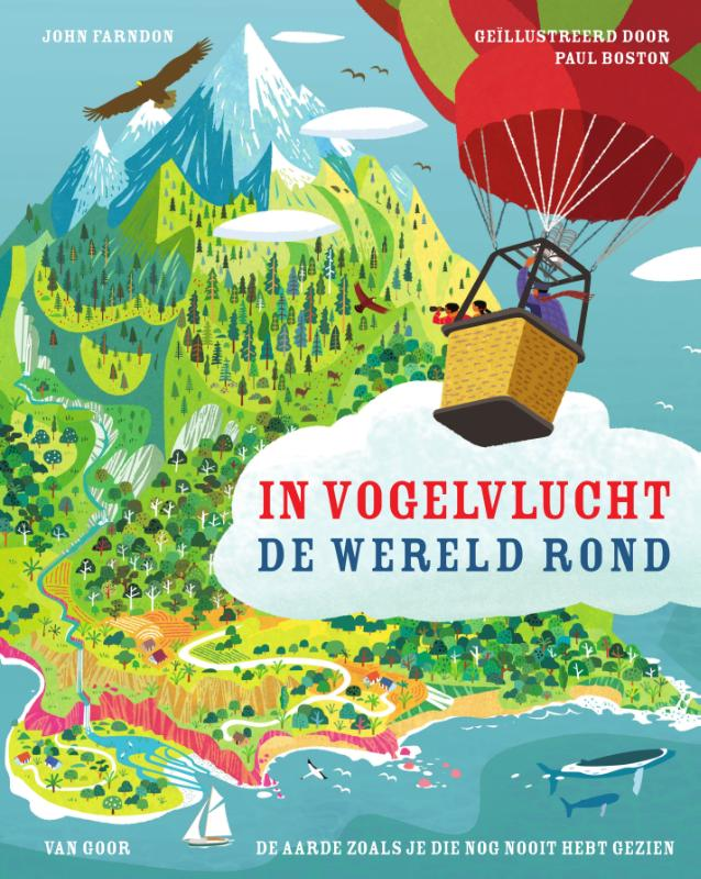 Cover In vogelvlucht