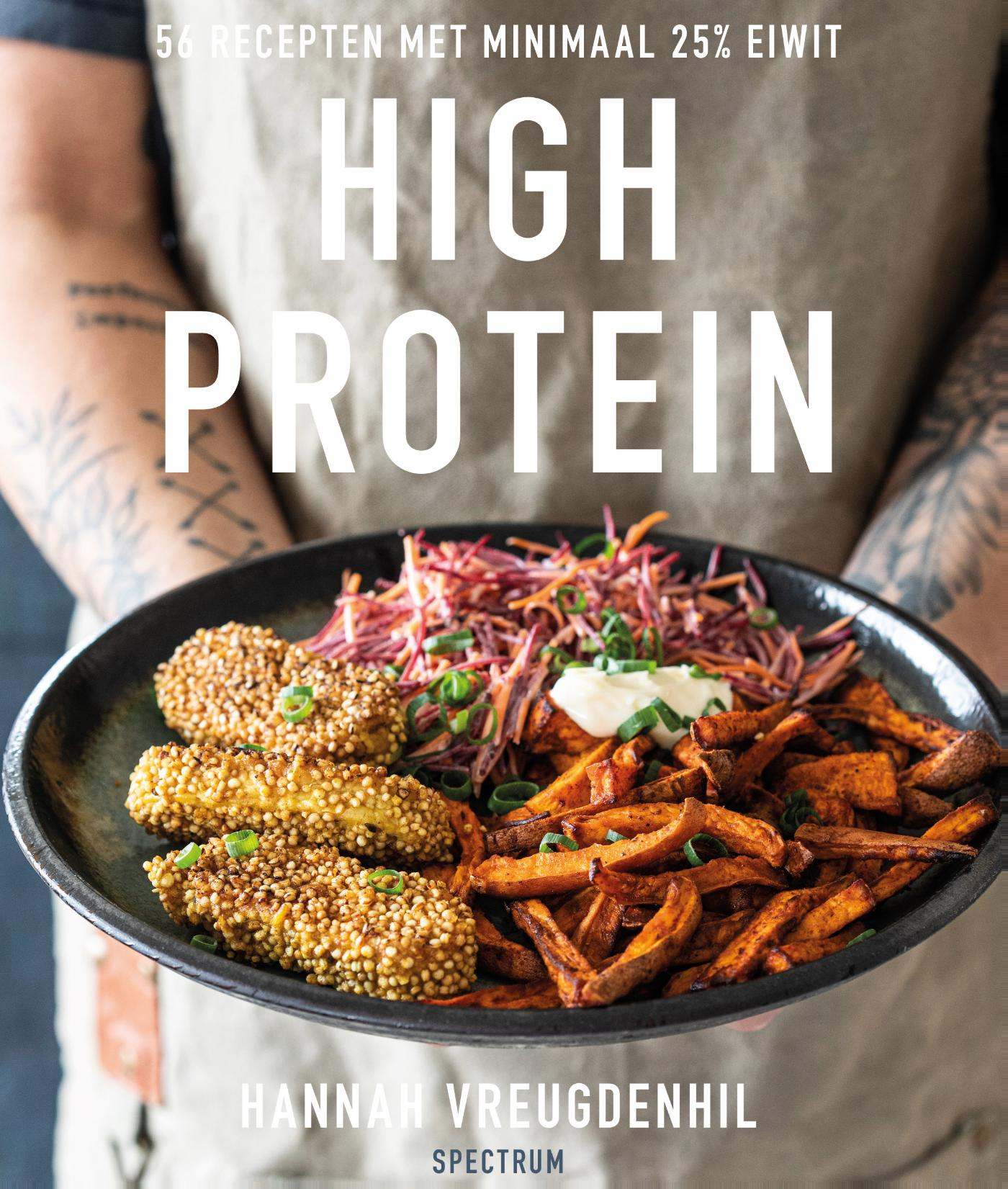 Cover High protein