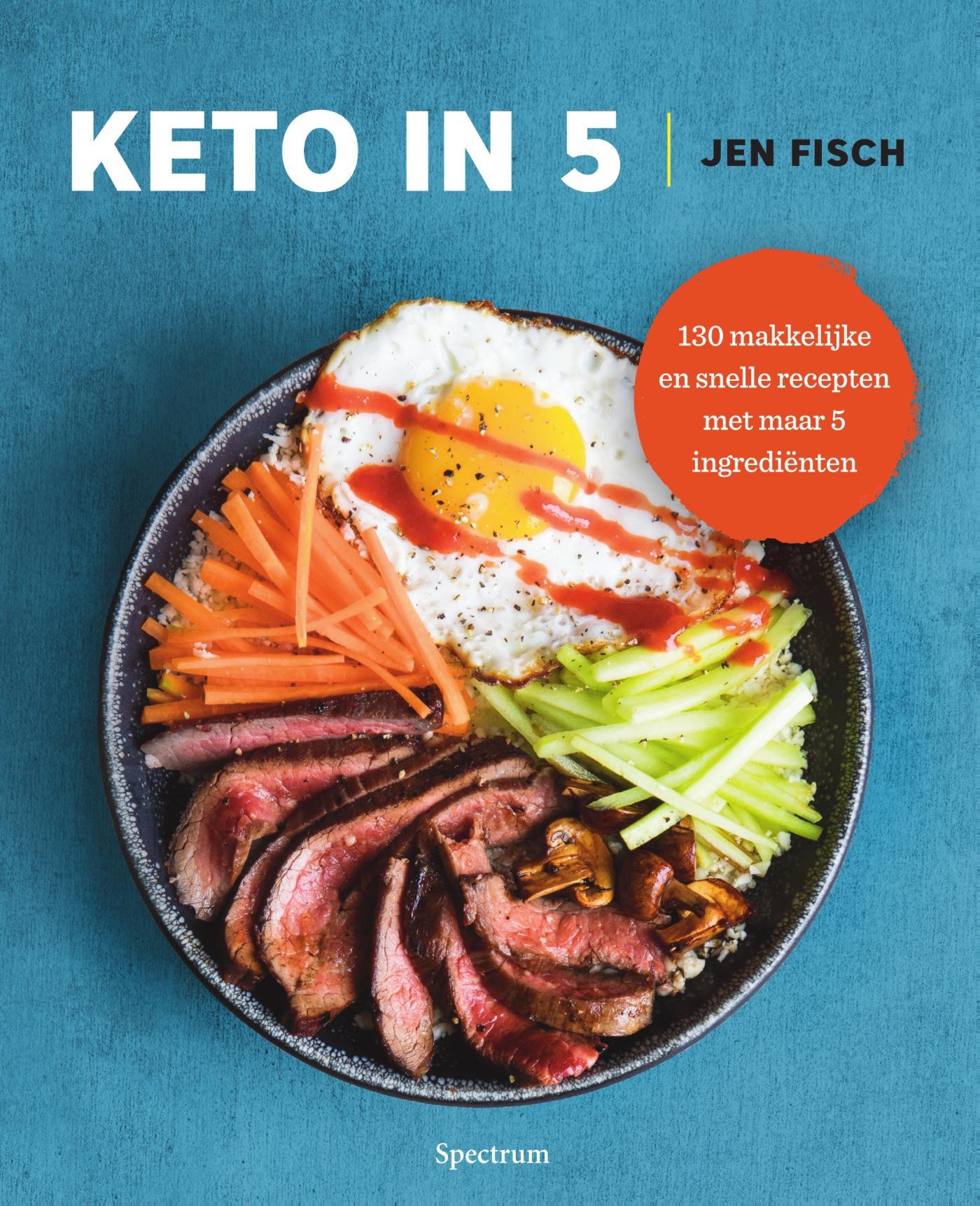Cover Keto in 5