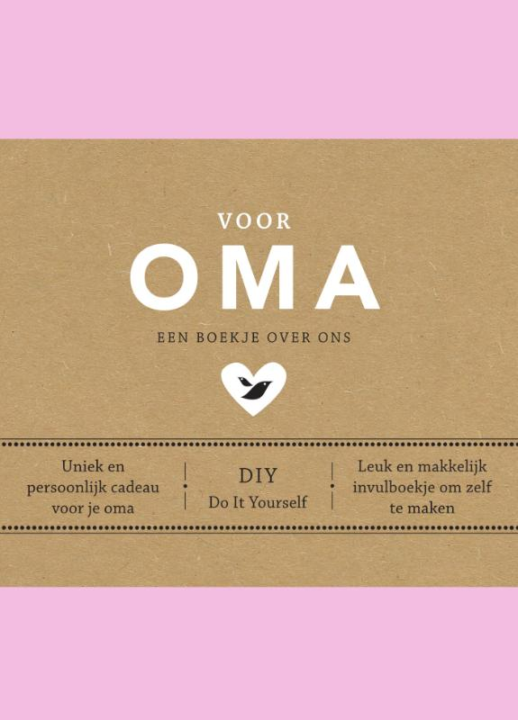 Cover Voor oma