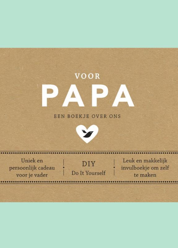 Cover Voor papa