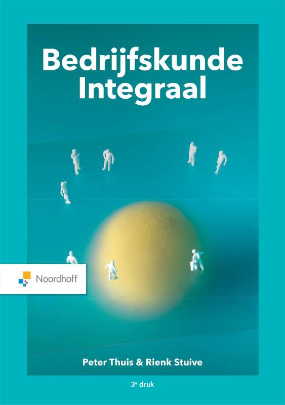 Cover Bedrijfskunde Integraal