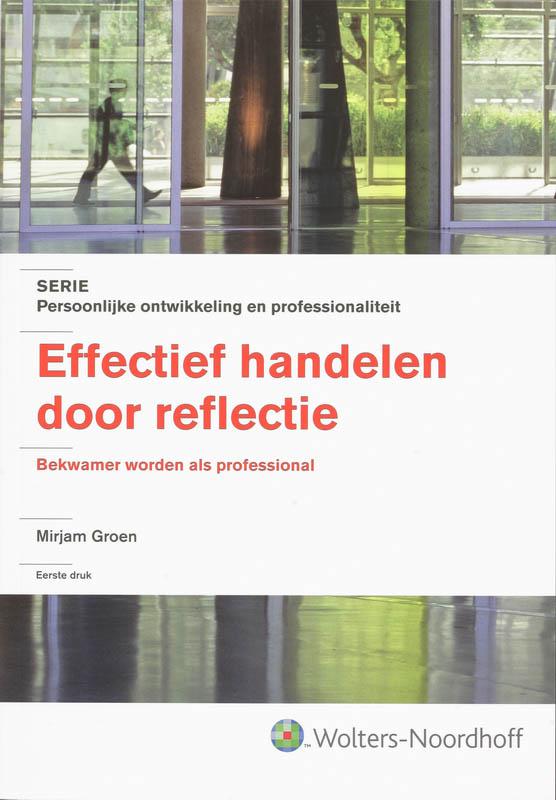 Cover Effectief handelen door reflectie
