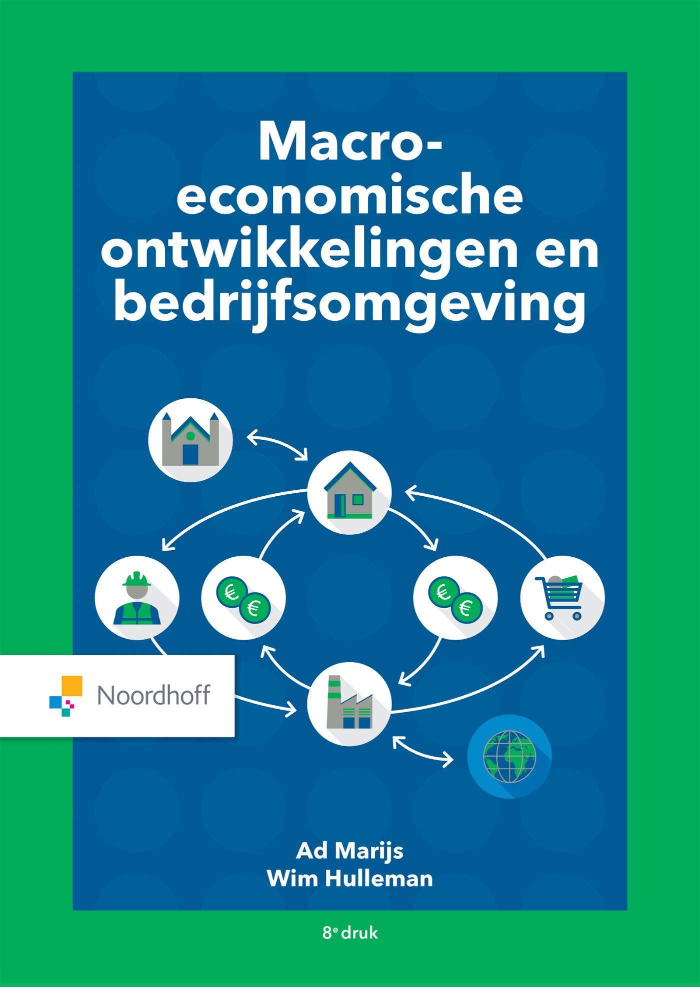 Cover Macro economische ontwikkelingen en bedrijfsomgeving (e-book)