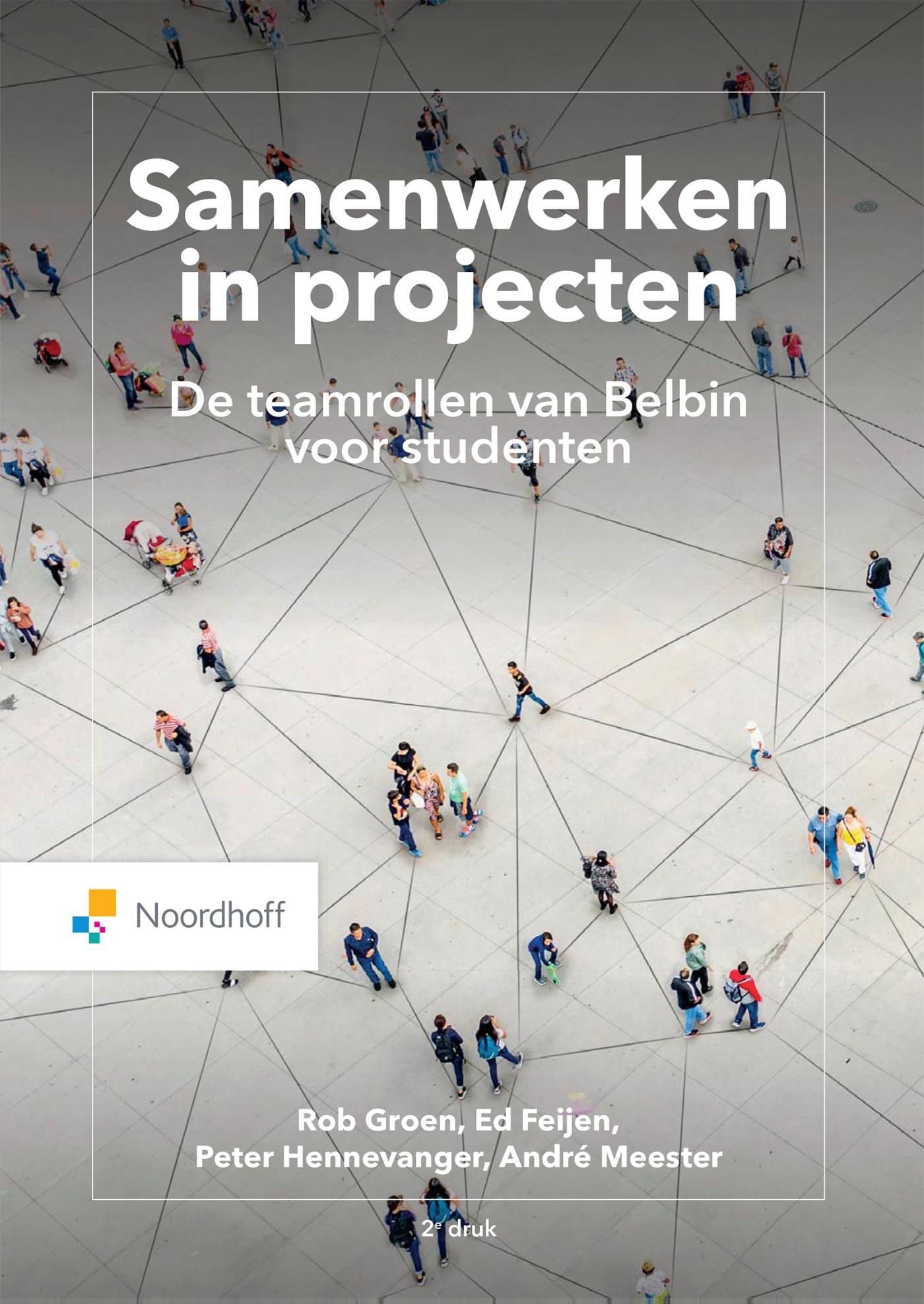 Cover Samenwerken in projecten.