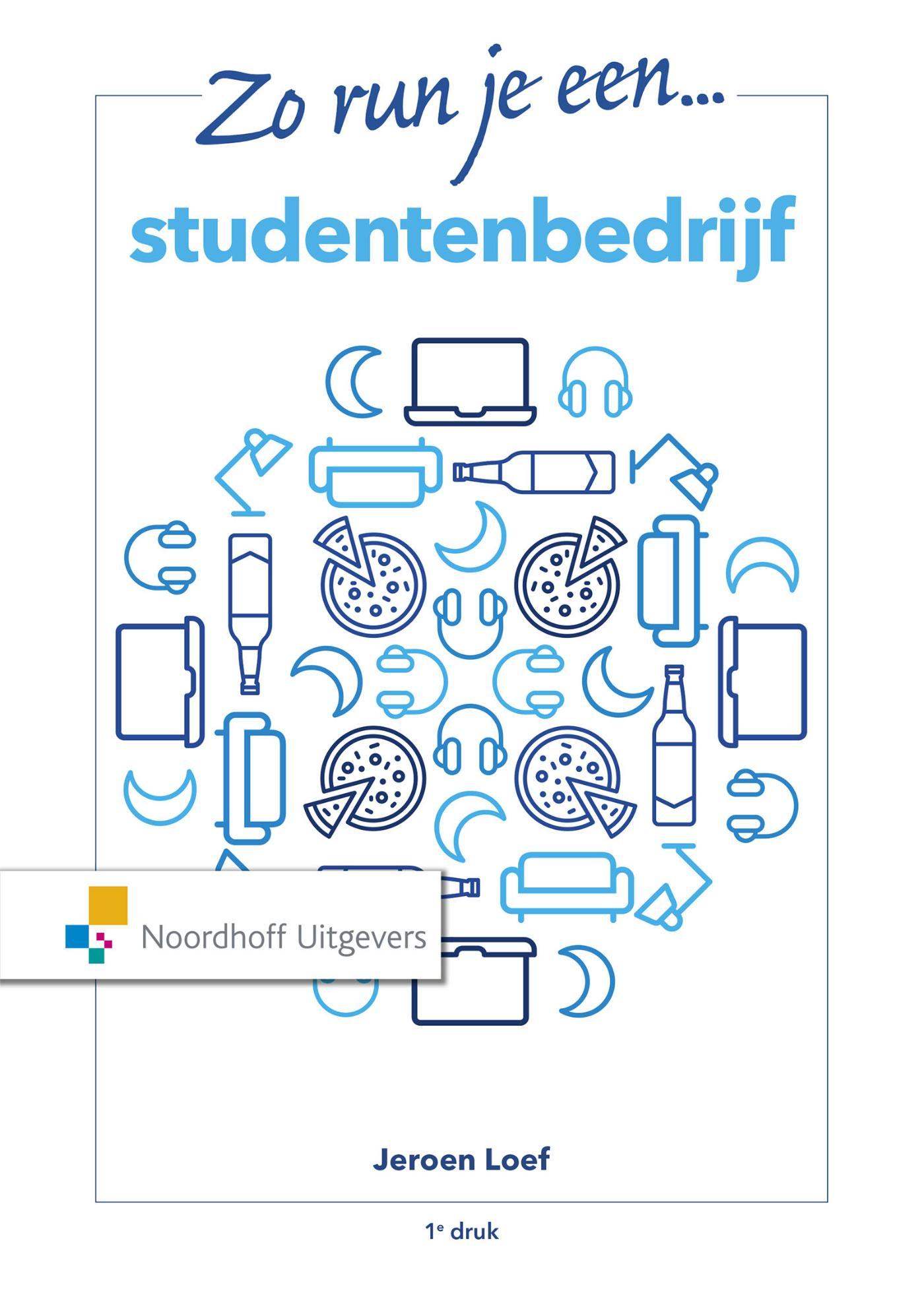 Cover Zo run je een studentenbedrijf