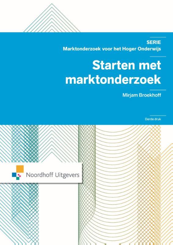 Cover Starten met marktonderzoek