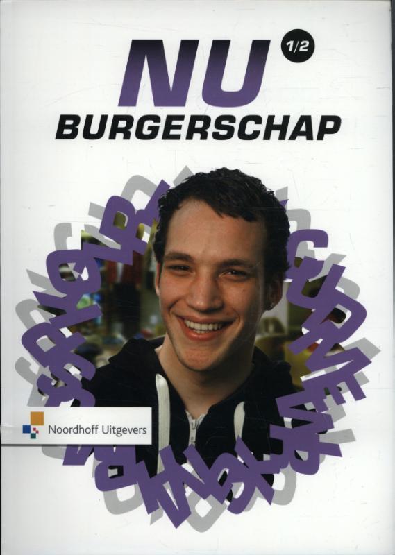 Wonderbaar NU Burgerschap 1/2 - Geschreven door Henk Zwart - Boek TG-43