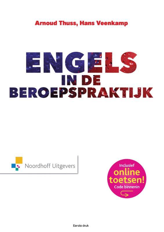 Cover Engels in de beroepspraktijk