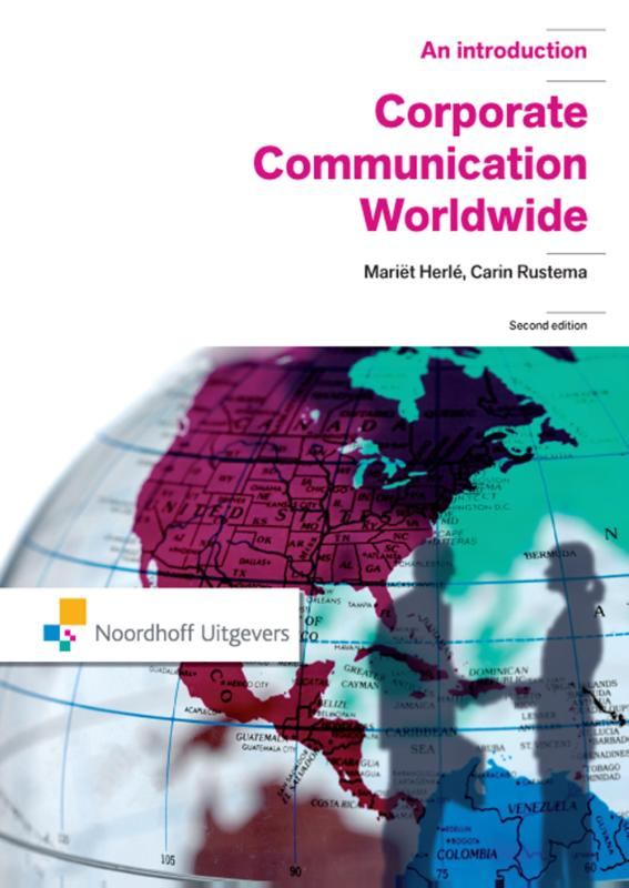 Cover Corporate communication worldwide