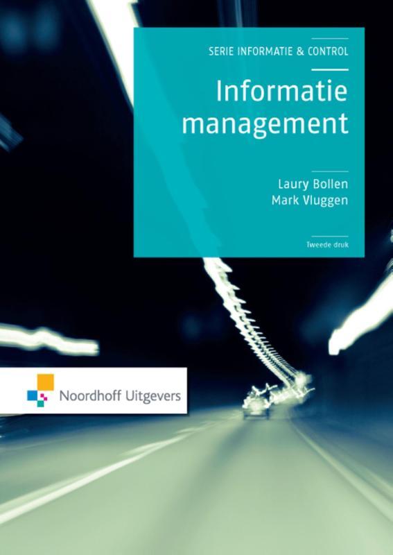 Cover Informatiemanagement
