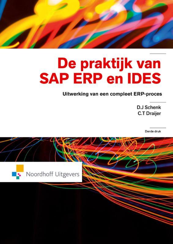 Cover De praktijk van SAP ERP en IDES