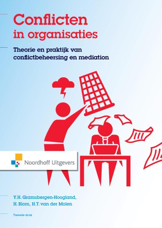 Cover Conflicten in organisaties