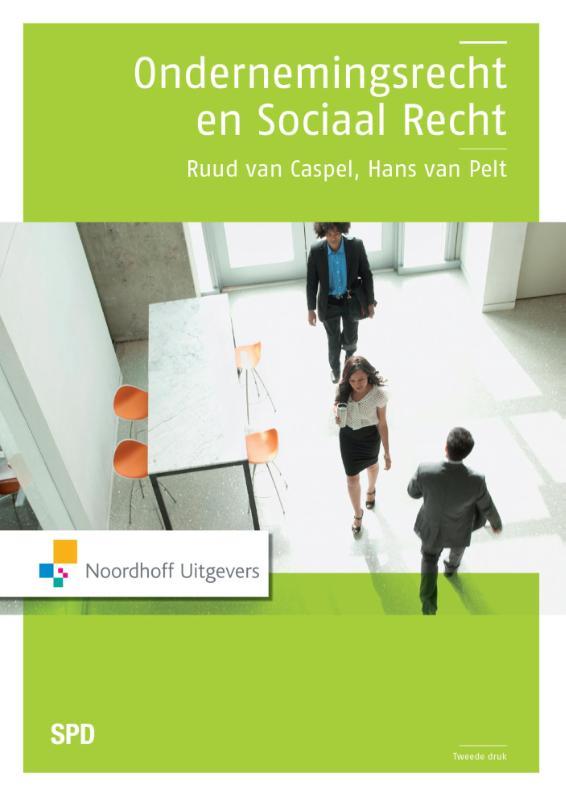 Cover Ondernemings en sociaal recht
