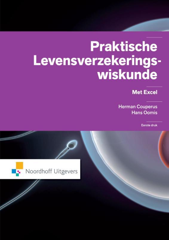 Cover Praktische levensverzekeringswiskunde
