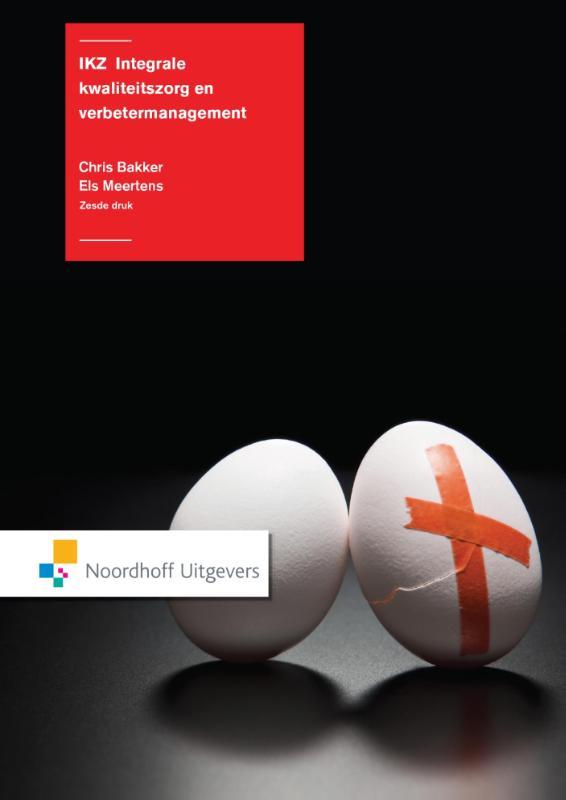 Cover IKZ integrale kwaliteitszorg en verbetermanagement