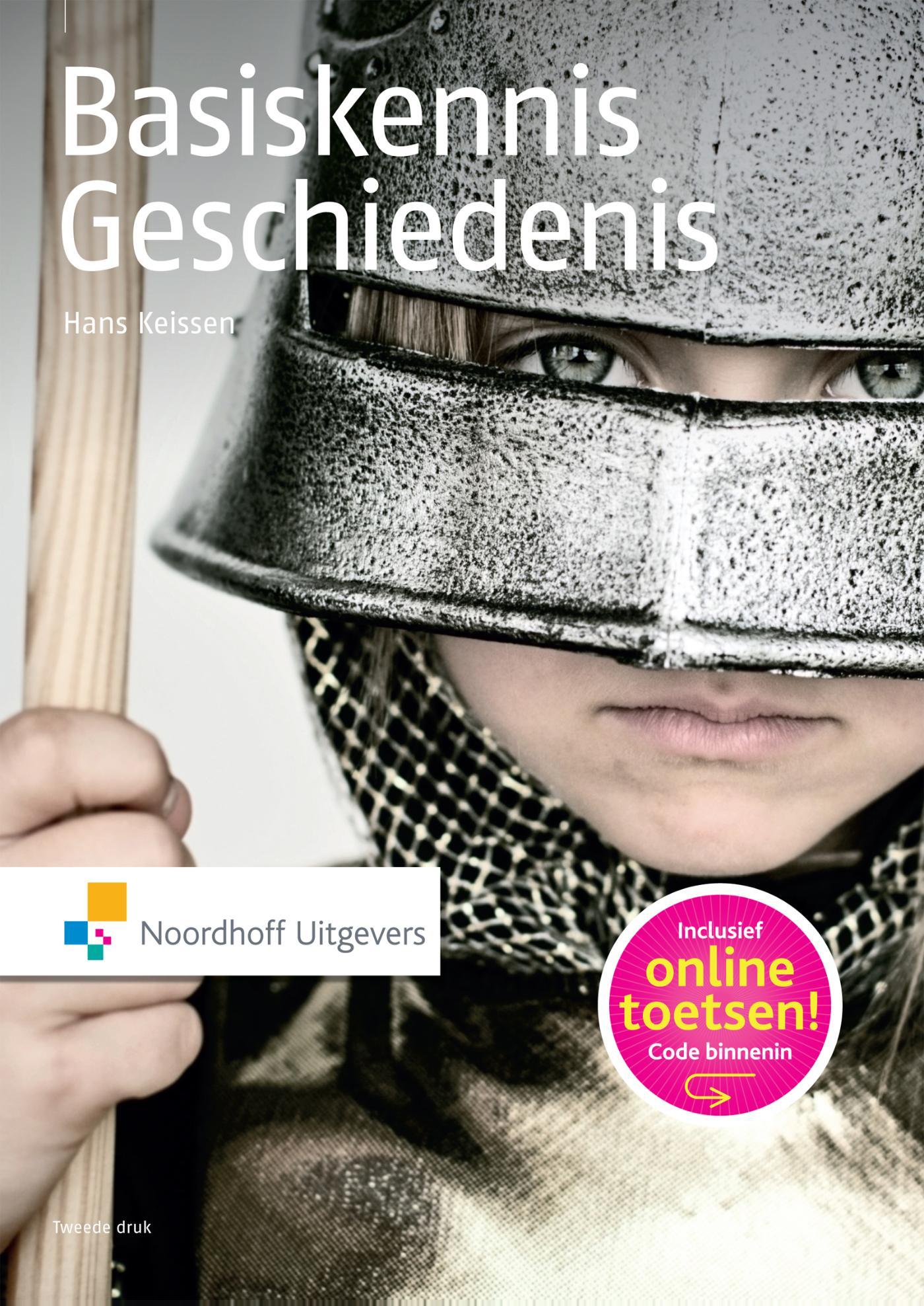 Cover Basiskennis Geschiedenis