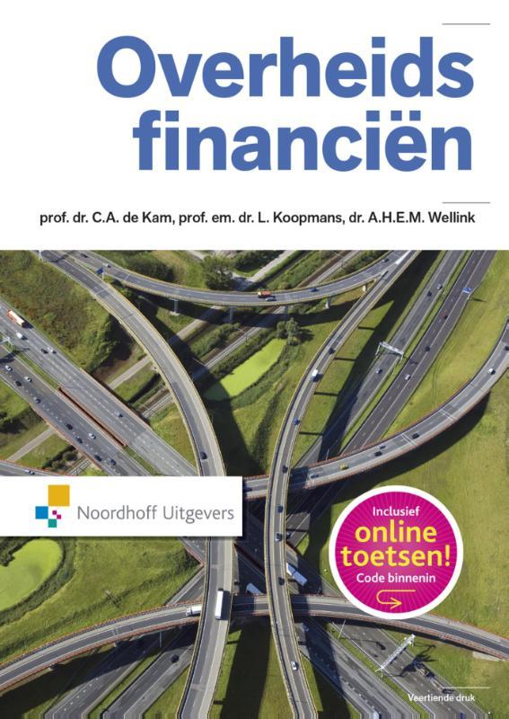 Cover Overheidsfinancien