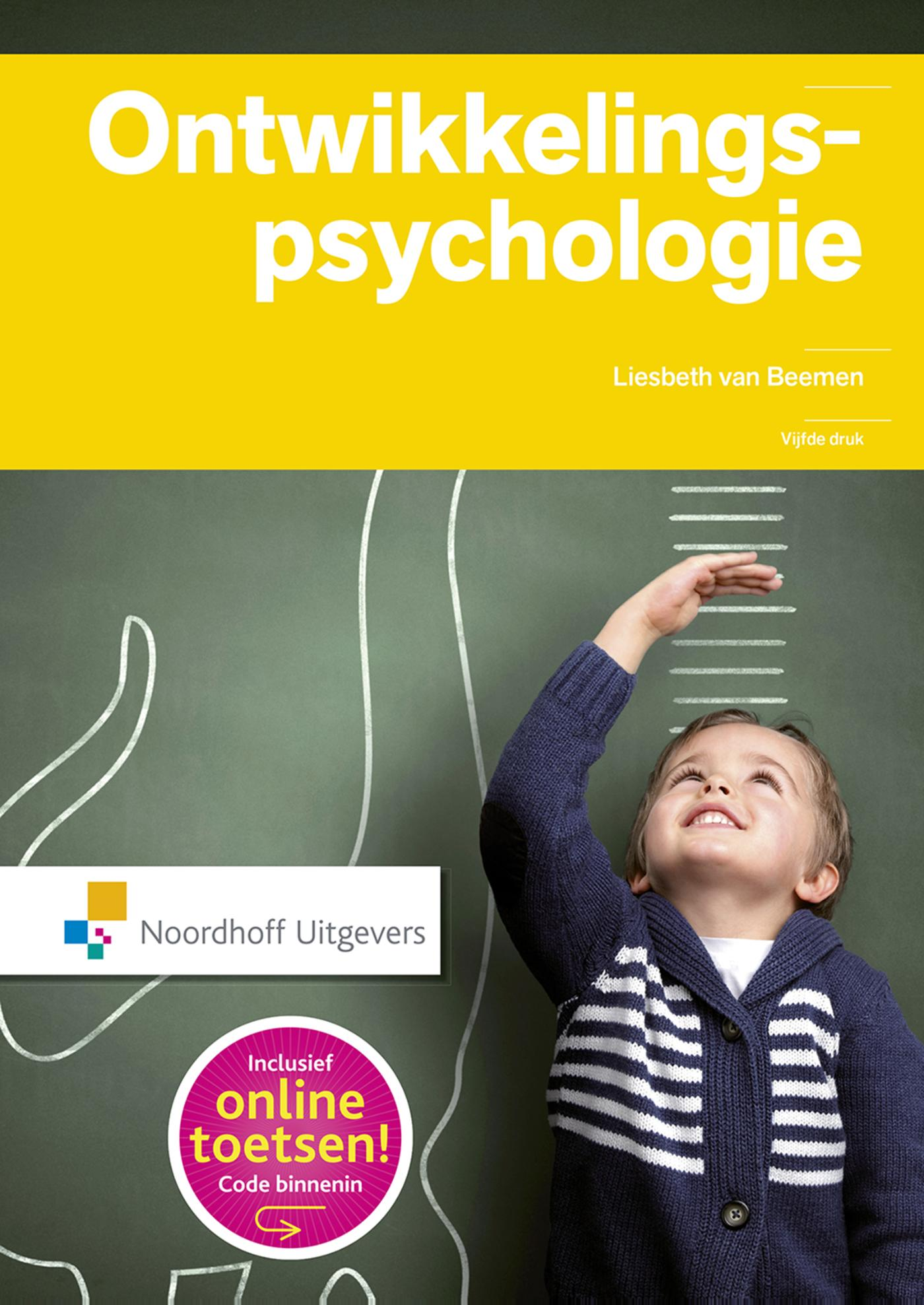 Cover Ontwikkelingspsychologie