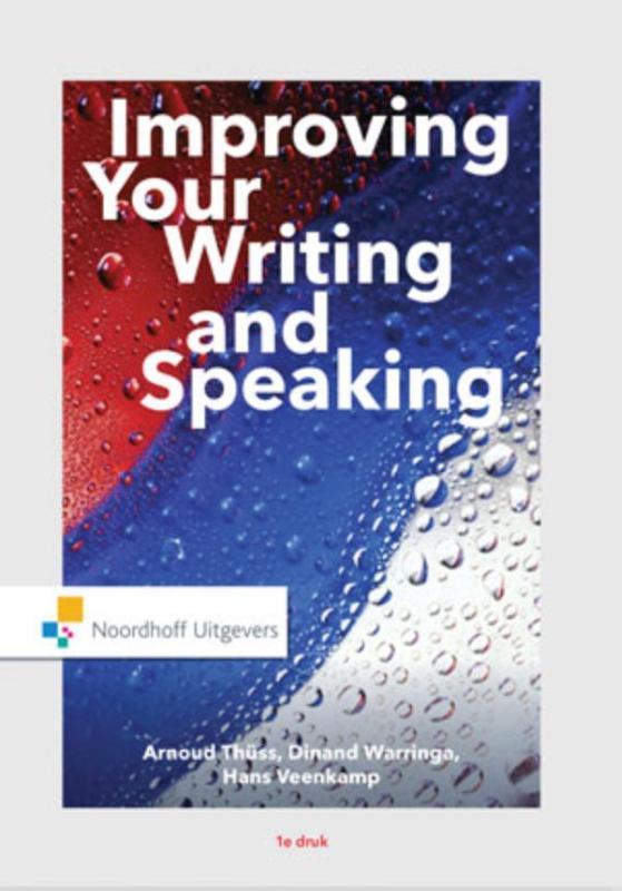 Cover Improving your writing and speaking