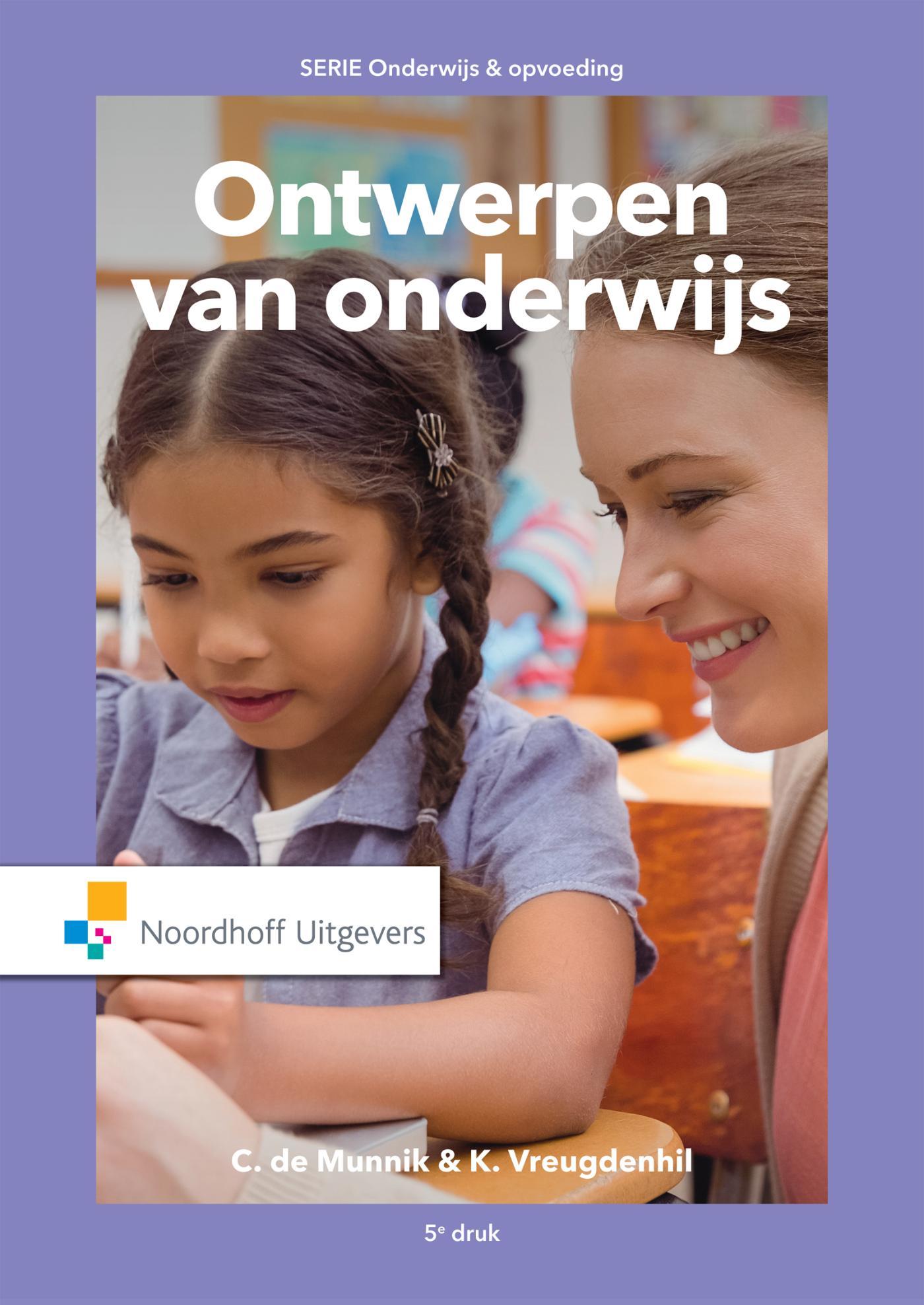 Cover Ontwerpen van onderwijs