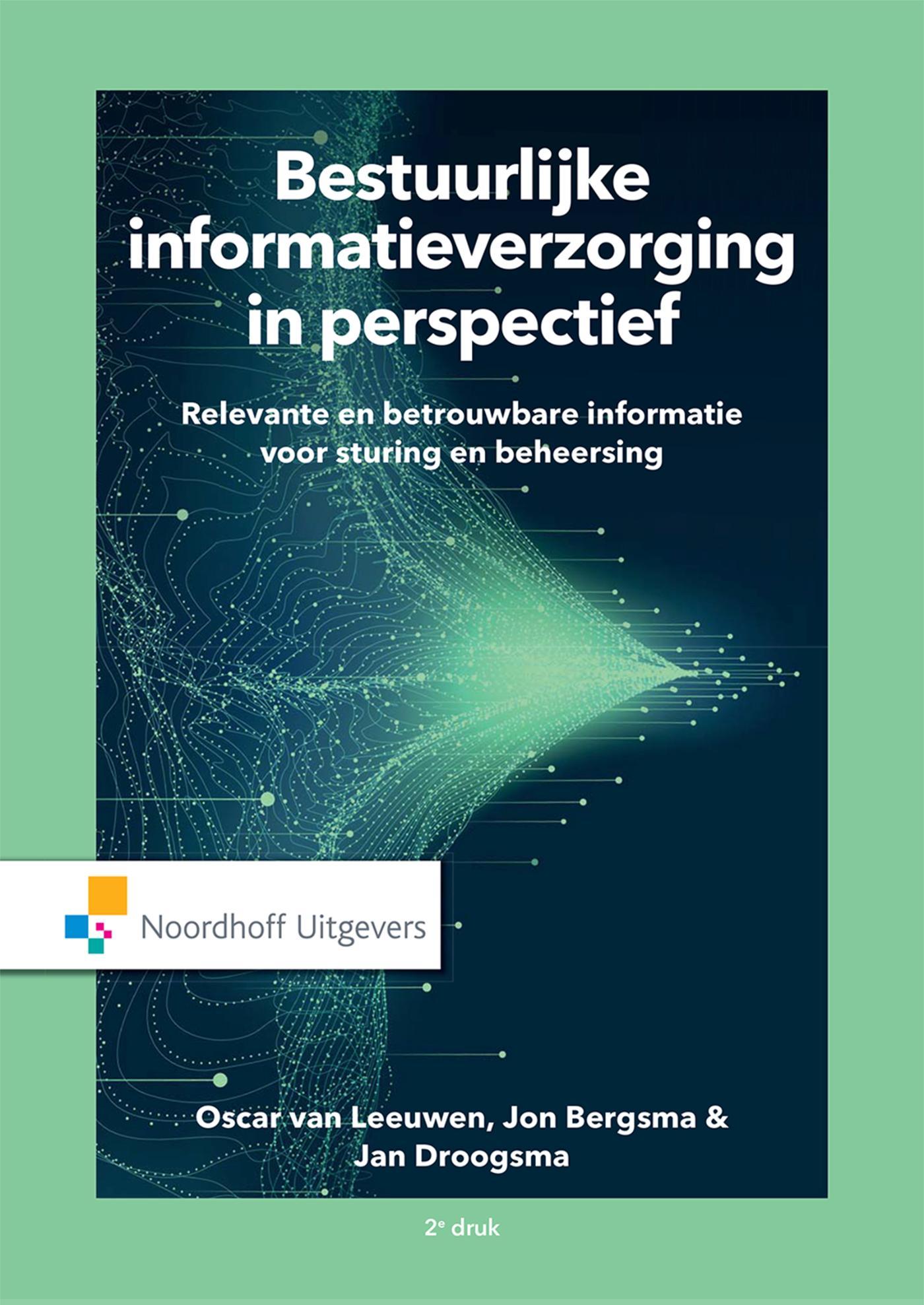 Cover Bestuurlijke informatieverzorging in perspectief