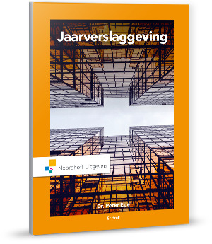 Cover Jaarverslaggeving