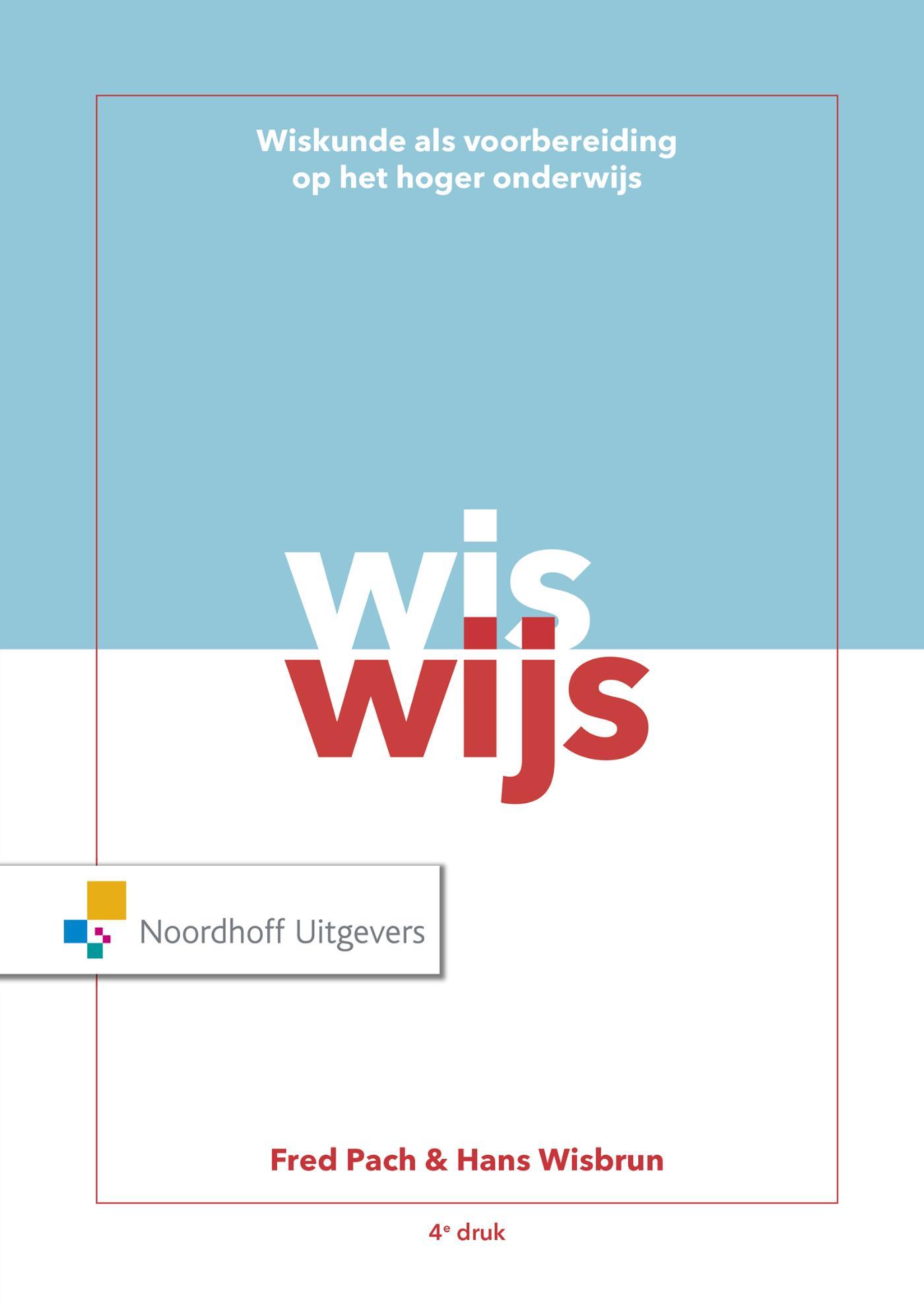 Cover Wiswijs