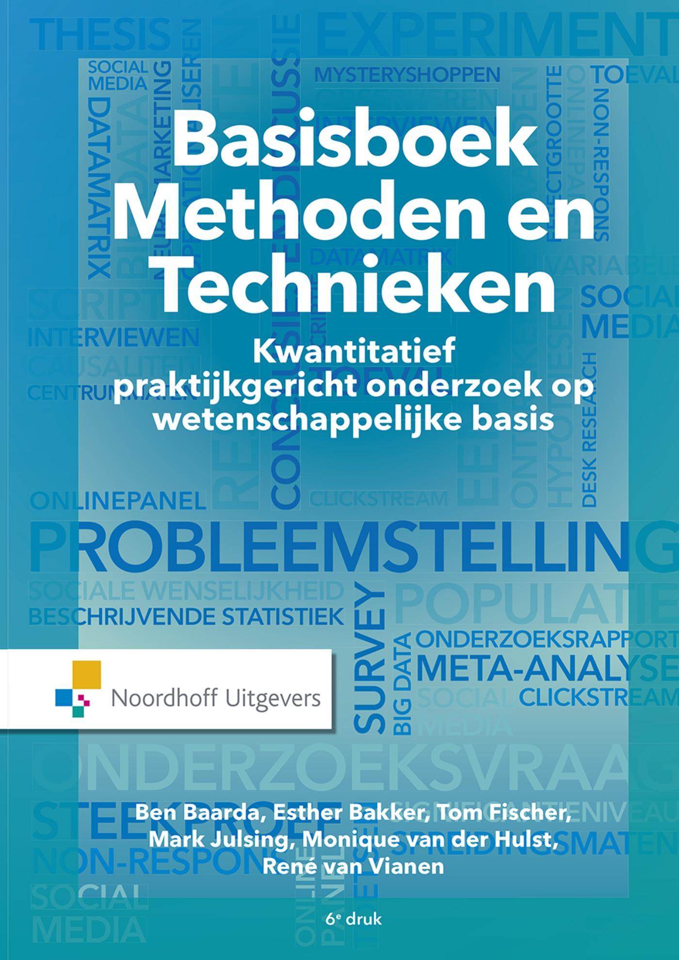 Cover Basisboek methoden en technieken