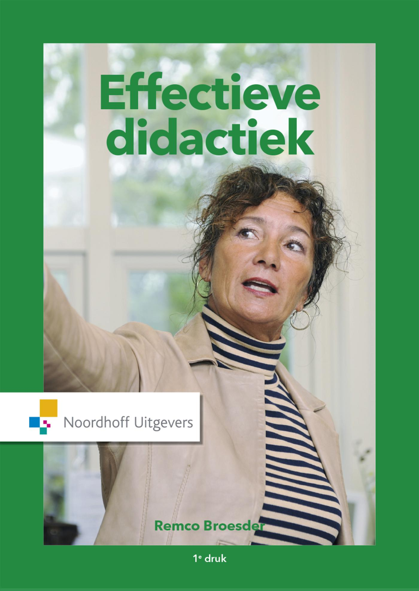 Cover Effectieve didactiek