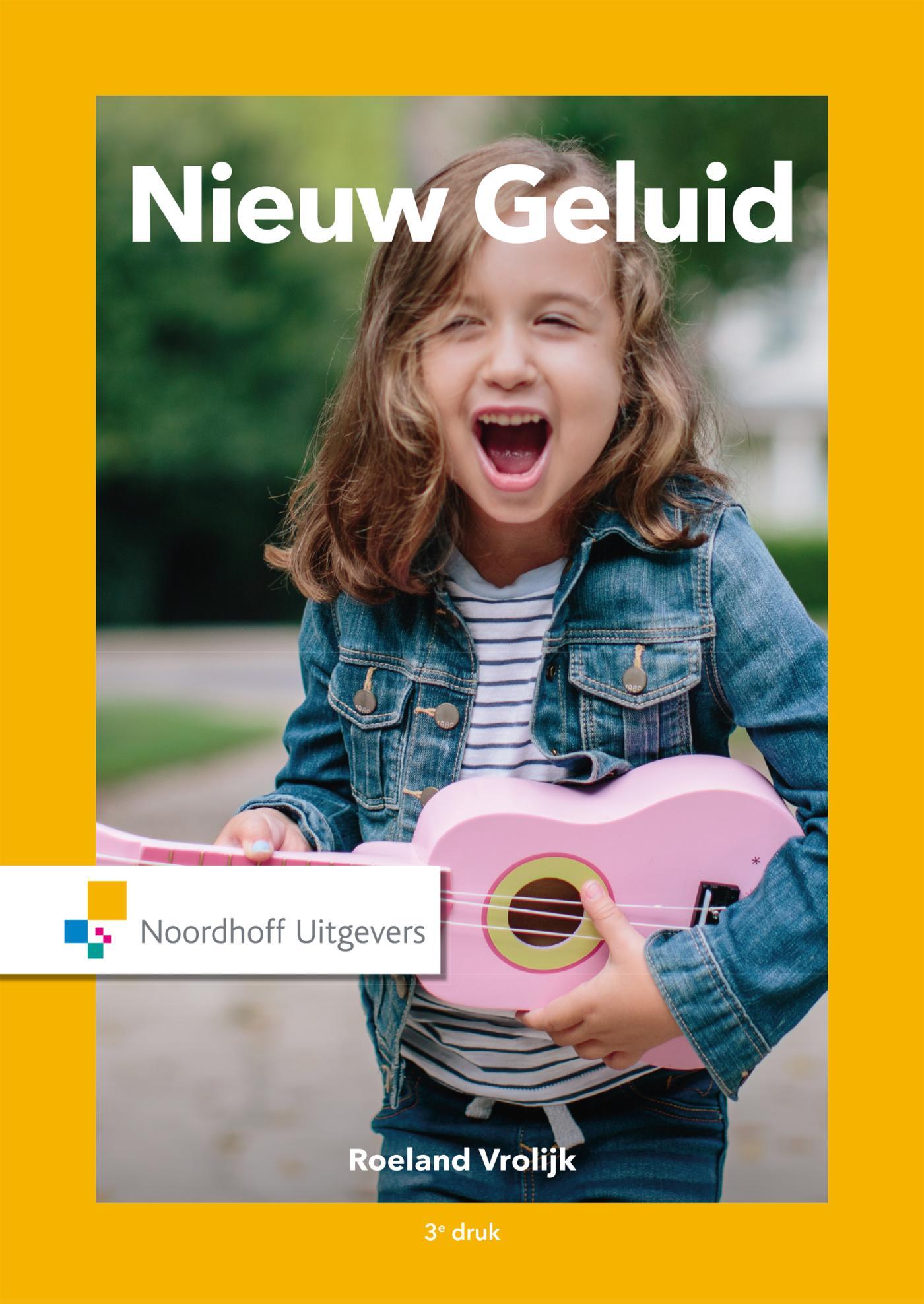 Cover Nieuw geluid