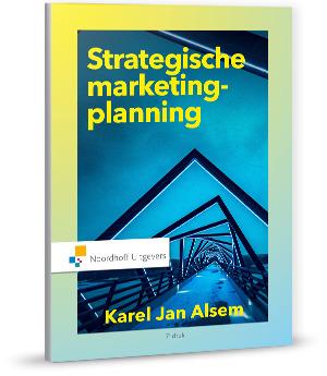 Cover Strategische marketingplanning
