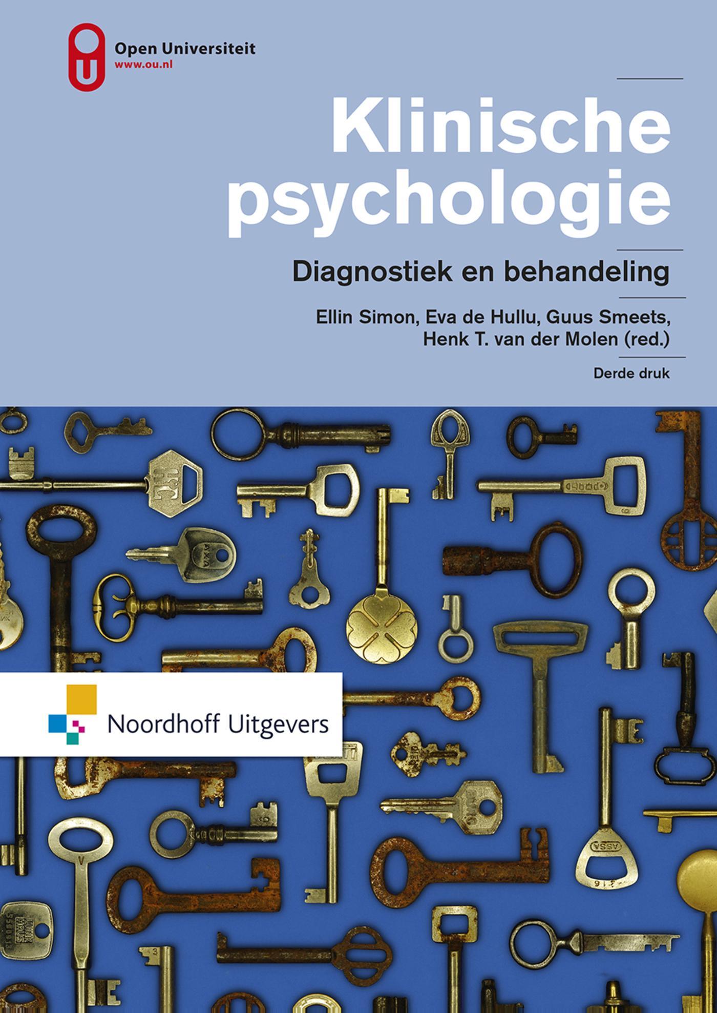 Cover Klinische Psychologie