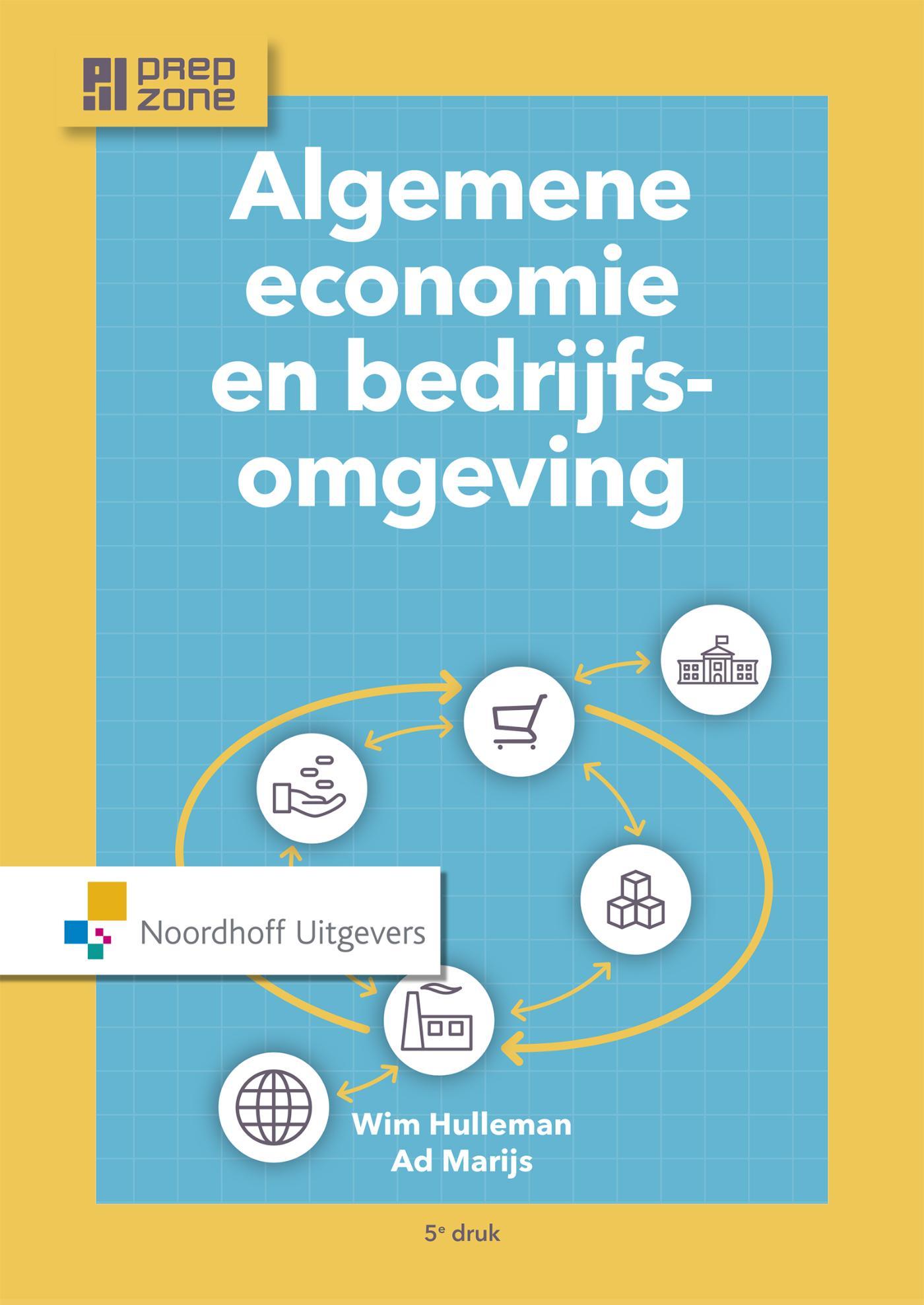 Cover Algemene economie en bedrijfsomgeving
