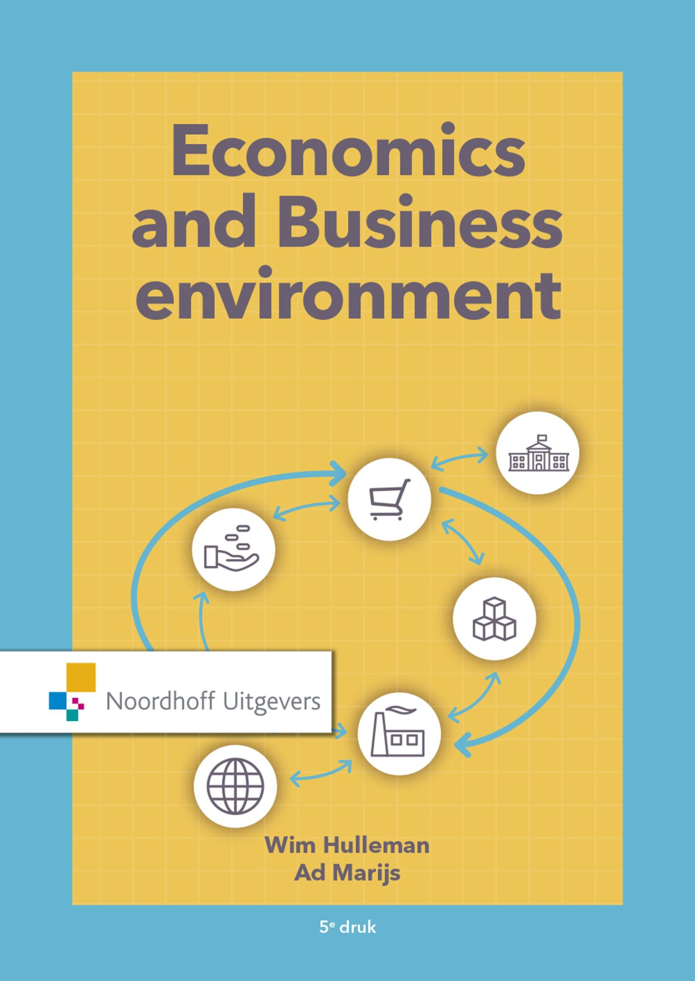 Cover Economics and Business environment