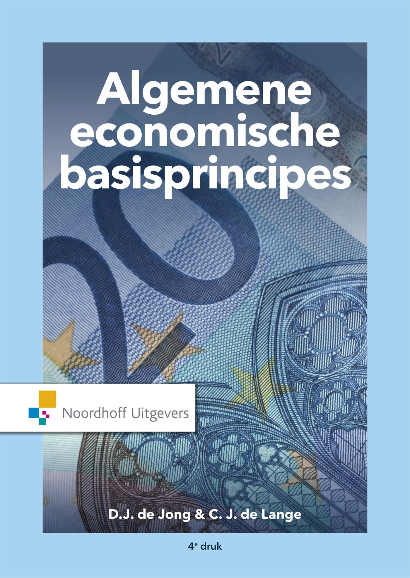 Cover Algemene economische basisprincipes
