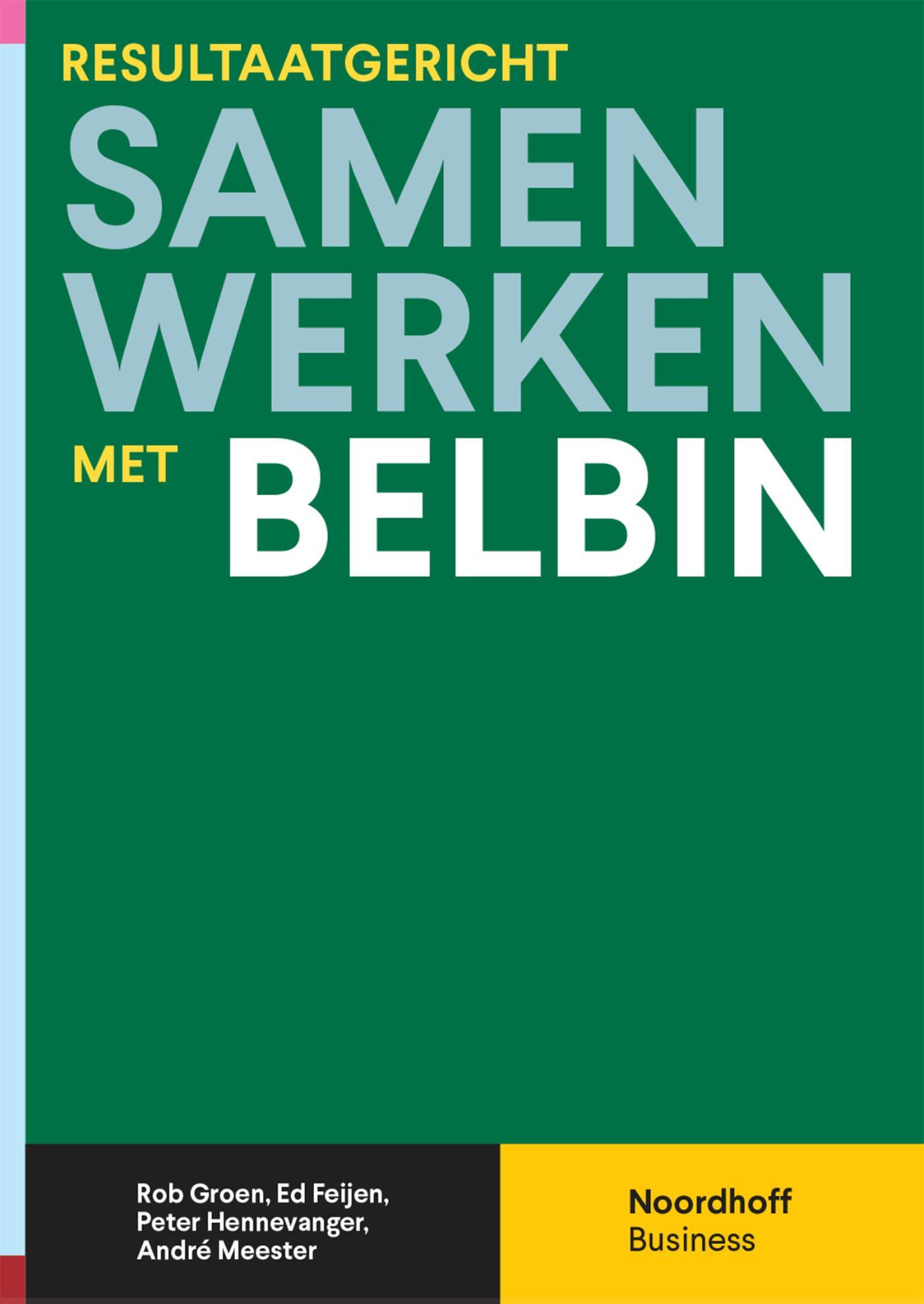 Cover Resutaatgericht samenwerken met Belbin(e-book)