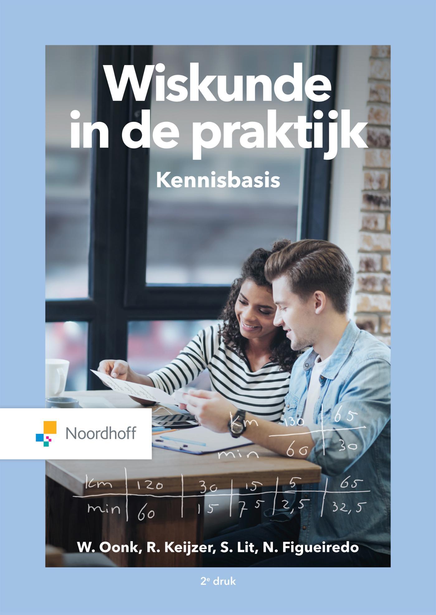 Cover Wiskunde in de praktijk- Kennisbasis
