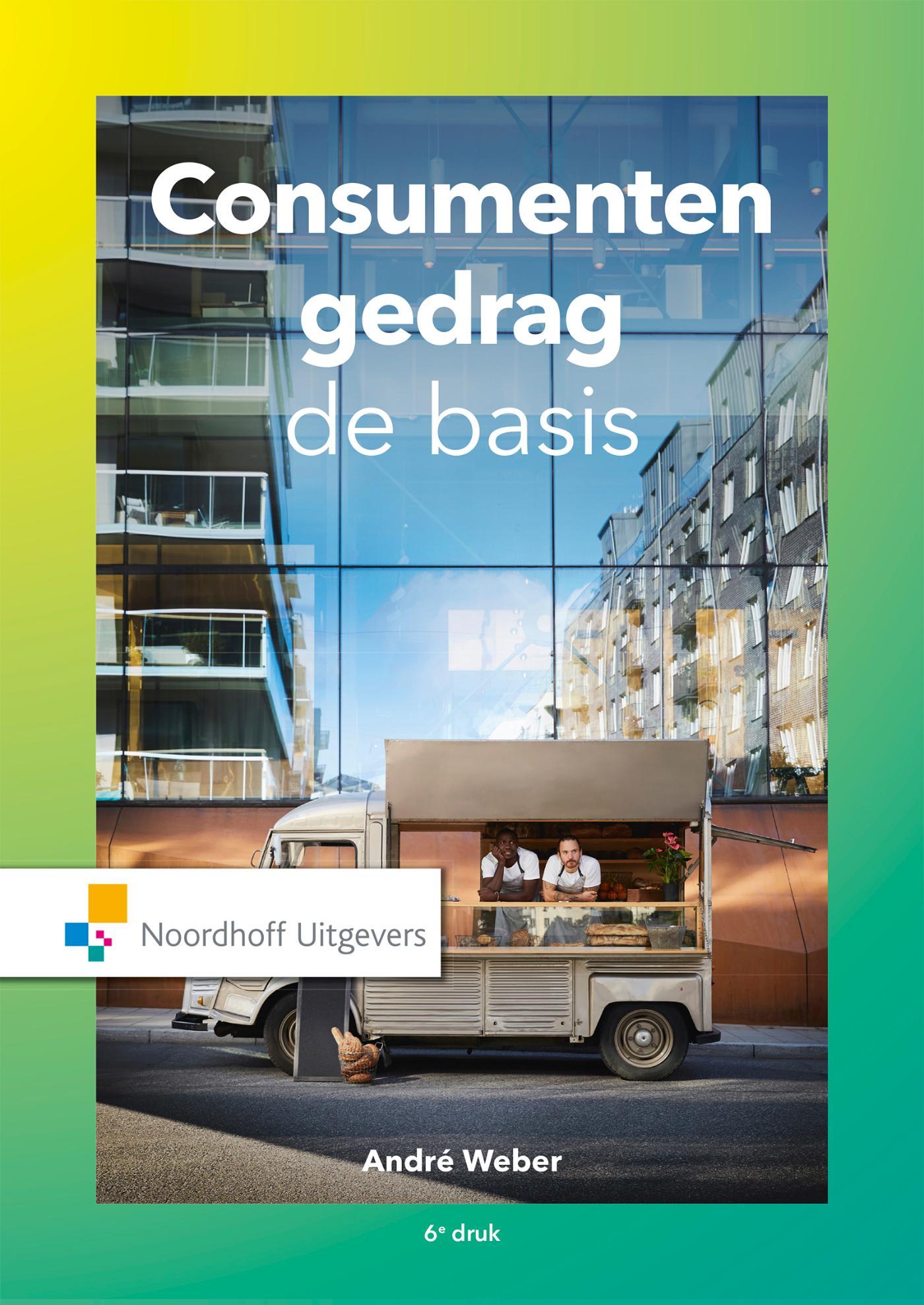Cover Consumentengedrag