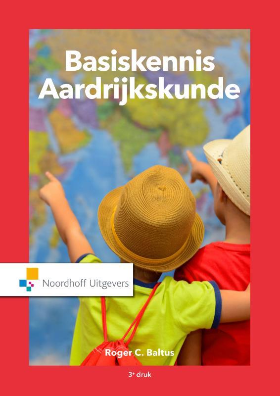 Cover Basiskennis Aardrijkskunde